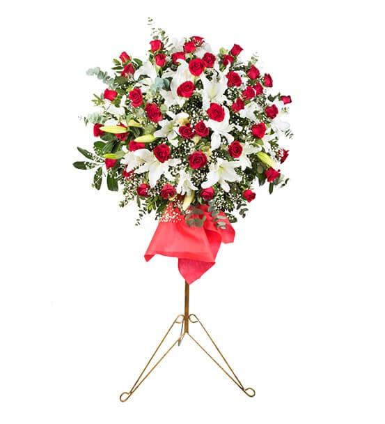 Dügün açýlýþ kutlama ferforje çiçegi