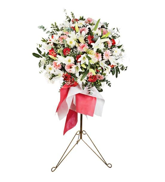 Açýlýþ kutlama dügün ferforje çiçegi