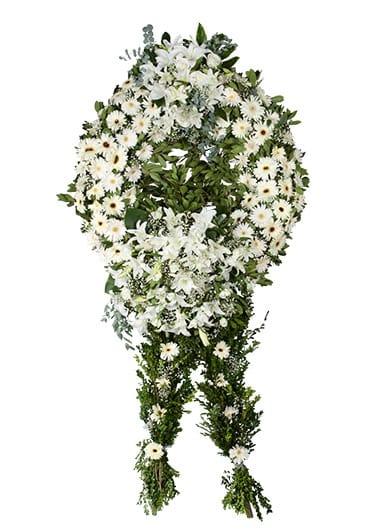 merasim cenaze çiçegi